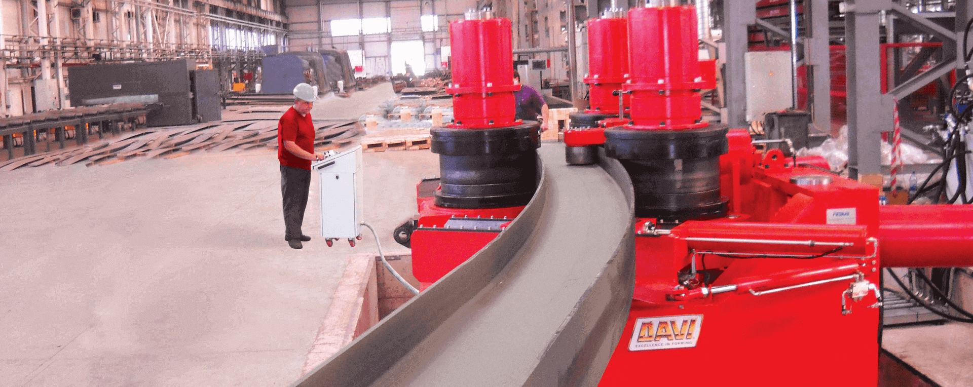 Angle rolling machine in UAE | plate rolling in UAE