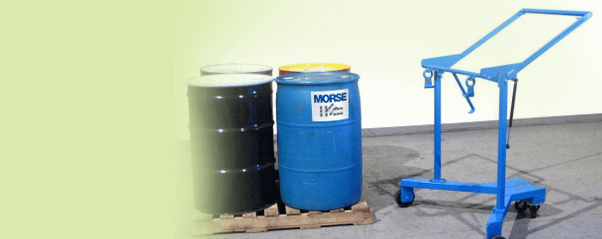 Drum Handling Equipment | Drum lifting | Drum tilting UAE