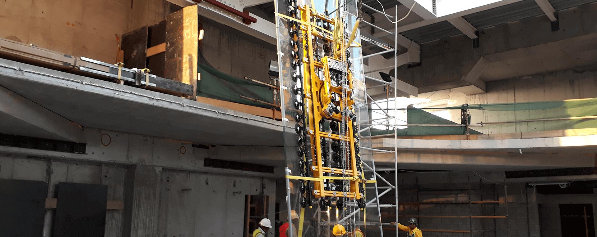 Glass lifters | glass lifting robots in Dubai UAE